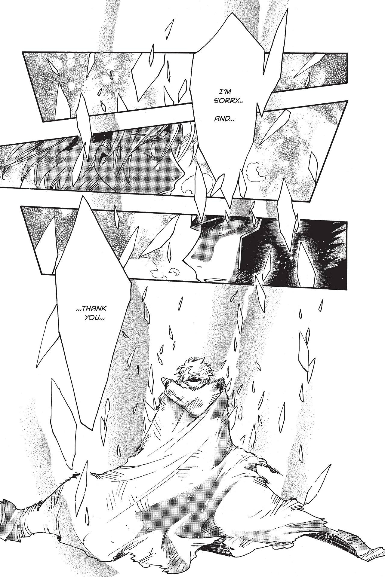 Tsubasa Omnibus Vol. 10