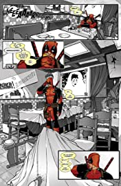 Deadpool: La Nuit Des Mortis-Vivants