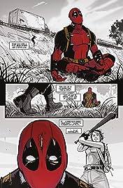 Deadpool: Le Retour Du Deadpool-Vivant