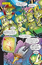 Sonic the Hedgehog #137