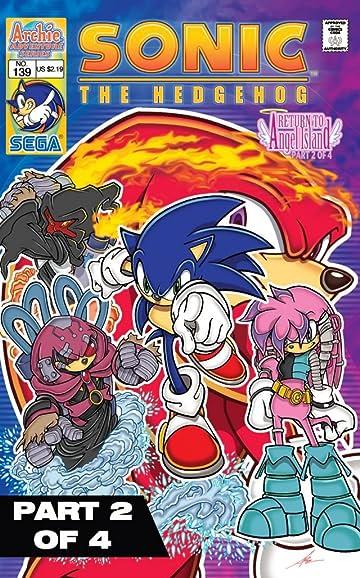 Sonic the Hedgehog #139