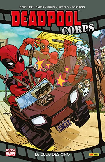 Deadpool Corps: Le Club Des Cinq Ned