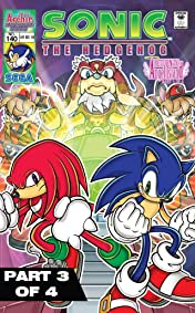 Sonic the Hedgehog #140