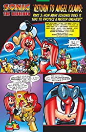 Sonic the Hedgehog #140