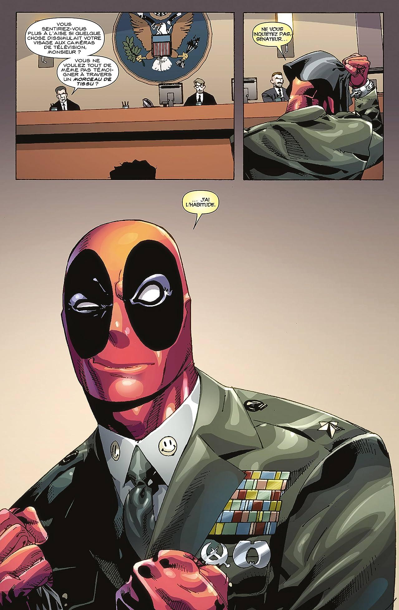 Deadpool: Il Faut Soigner Le Soldat Wilson