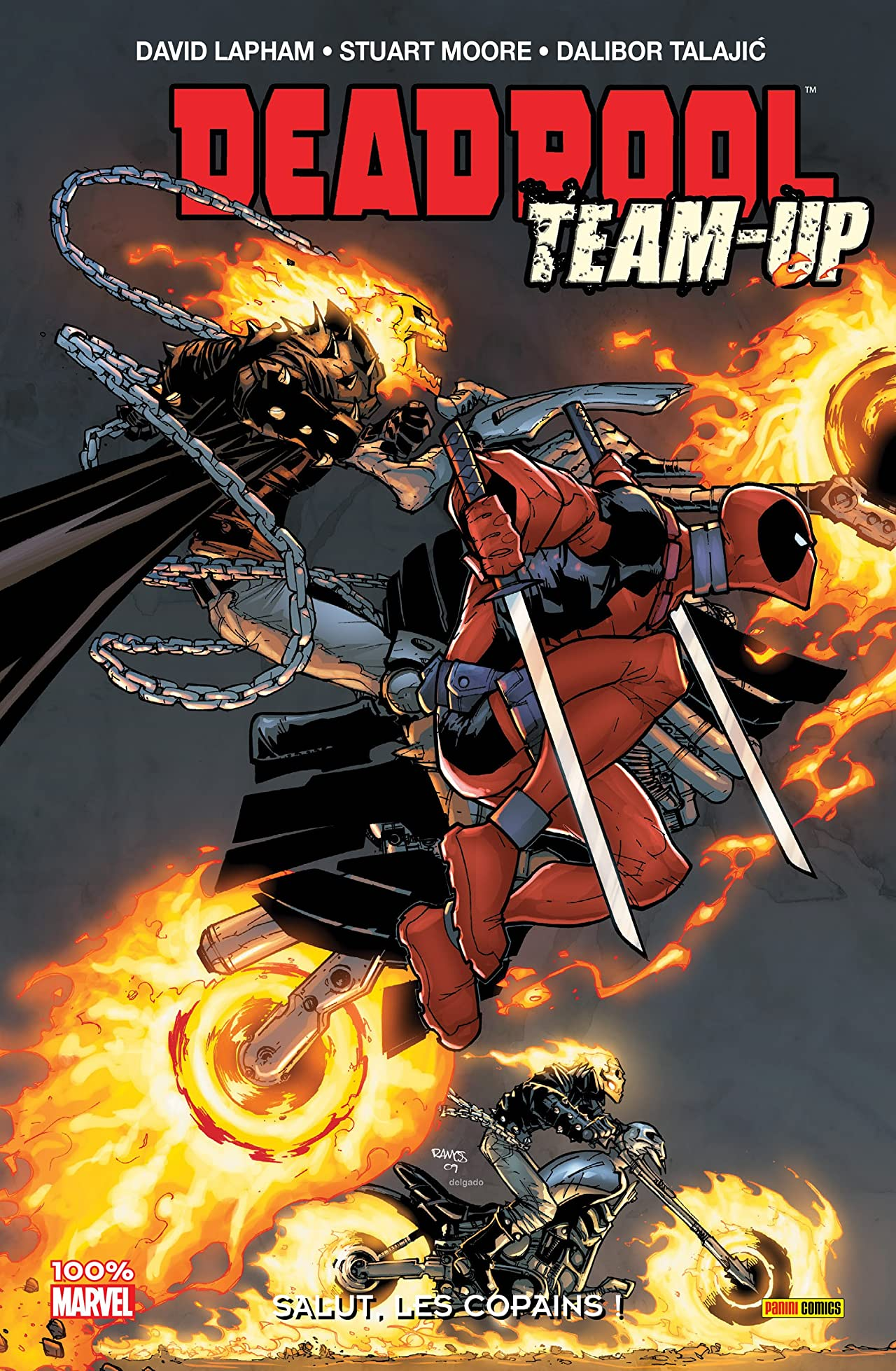 Deadpool Team Up Vol. 1: Salut, Les Copains!
