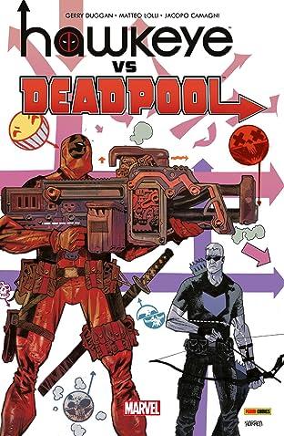Hawkeye Vs. Deadpool: Balles Masquées