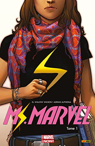 Ms. Marvel Vol. 1: Métamorphose