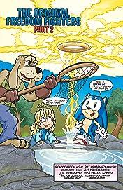 Sonic the Hedgehog #143