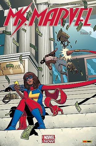 Ms. Marvel Vol. 2: Génération Y