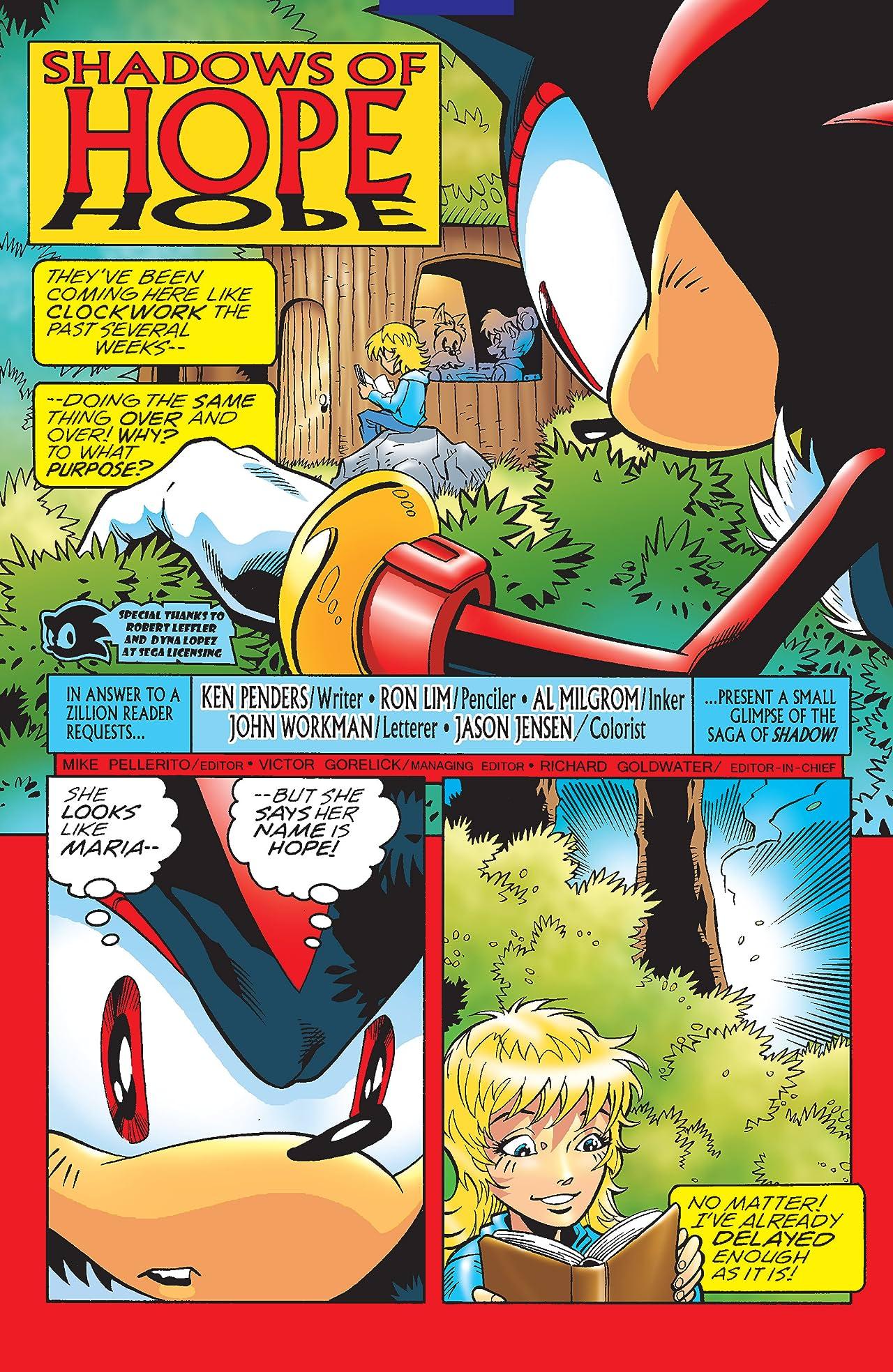Sonic the Hedgehog #145