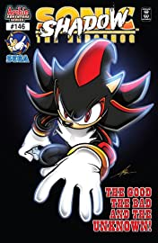 Sonic the Hedgehog #146