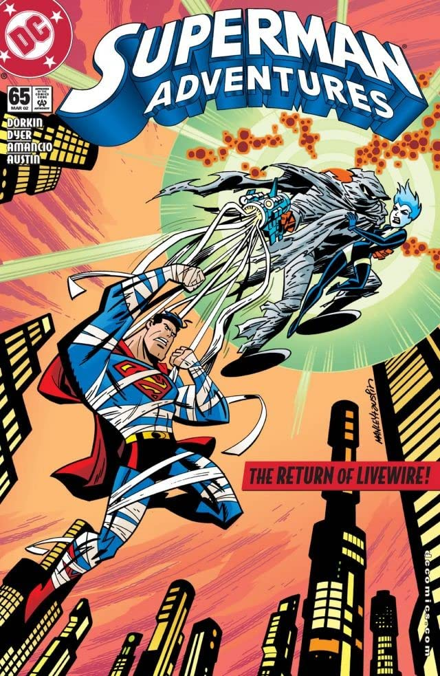 Superman Adventures (1996-2002) #65