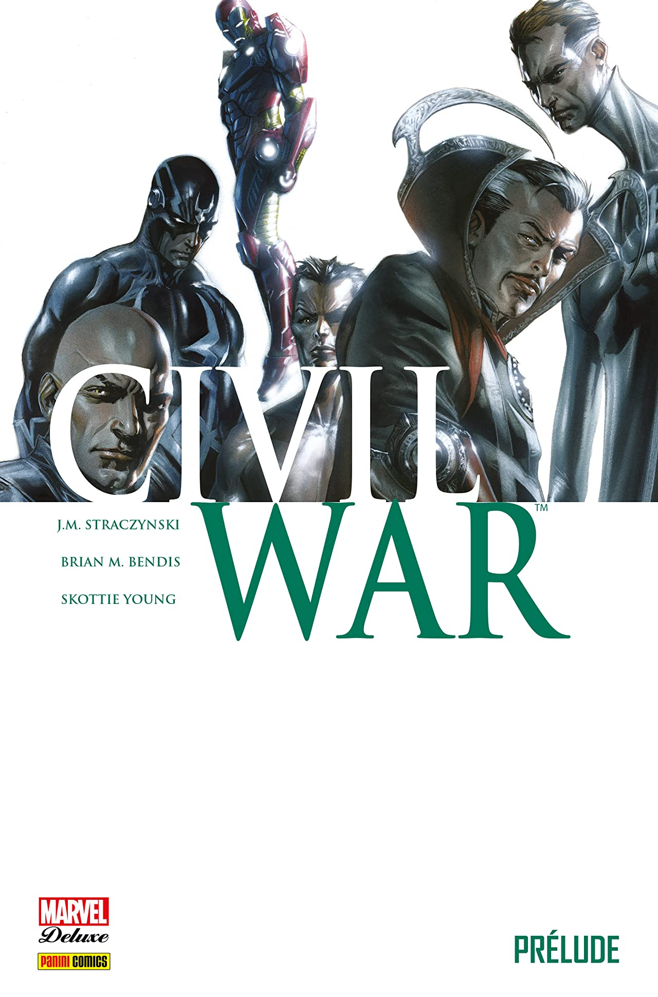Civil War: Prélude