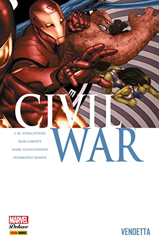 Civil War Tome 2: Vendetta