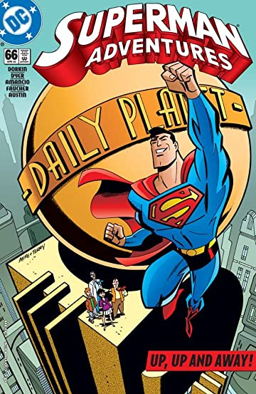 Superman Adventures (1996-2002) #66