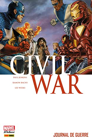 Civil War Tome 4: Journal De Guerre