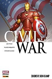 Civil War Vol. 5: Choisir Son Camp