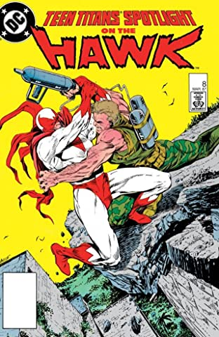 Teen Titans Spotlight (1986-1988) #8