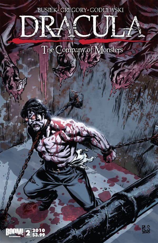 Dracula: The Company of Monsters #2