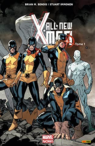 All-New X-Men Vol. 1: X-Men D'Hier