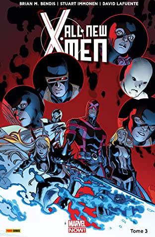 All-New X-Men Vol. 3: X-Men Vs. X-Men