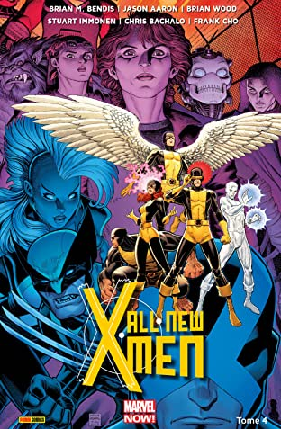 All-New X-Men Vol. 4: La Bataille De L'Atome