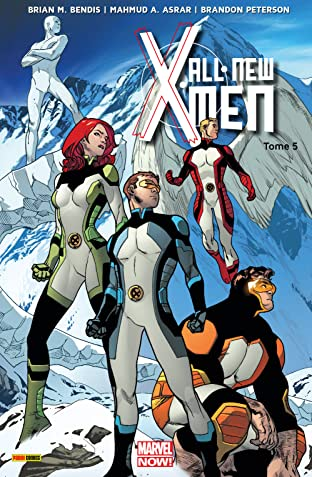 All-New X-Men Vol. 5: Déménagement