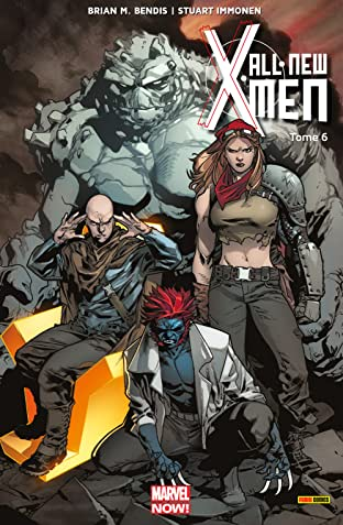 All-New X-Men Vol. 6: Un De Moins