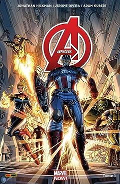 Avengers: Marvel Now! Vol. 1: Le Monde Des Avengers