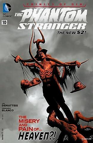 The Phantom Stranger (2012-2014) No.10