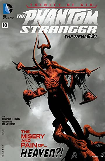 The Phantom Stranger (2012-2014) #10