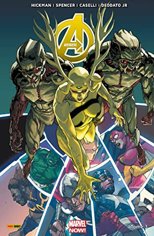 Avengers: Marvel Now! Vol. 3: Prélude À Infinity