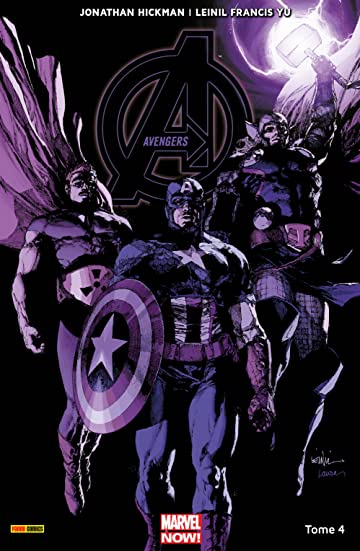Avengers: Marvel Now! Vol. 4: Infinity