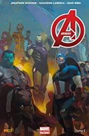 Avengers: Marvel Now! Vol. 5: Planéte Vagabonde