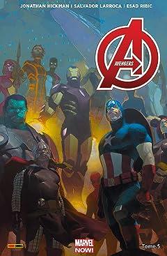 Avengers: Marvel Now! Vol. 5: Planéte Vagabonde
