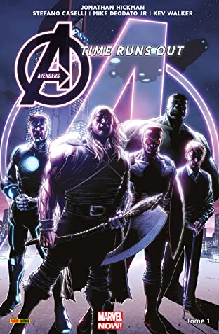 Avengers: Time Runs Out Vol. 1: La Cabale