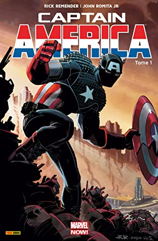 Captain America: Marvel Now! Vol. 1: Perdu Dans La Dimension Z (I)