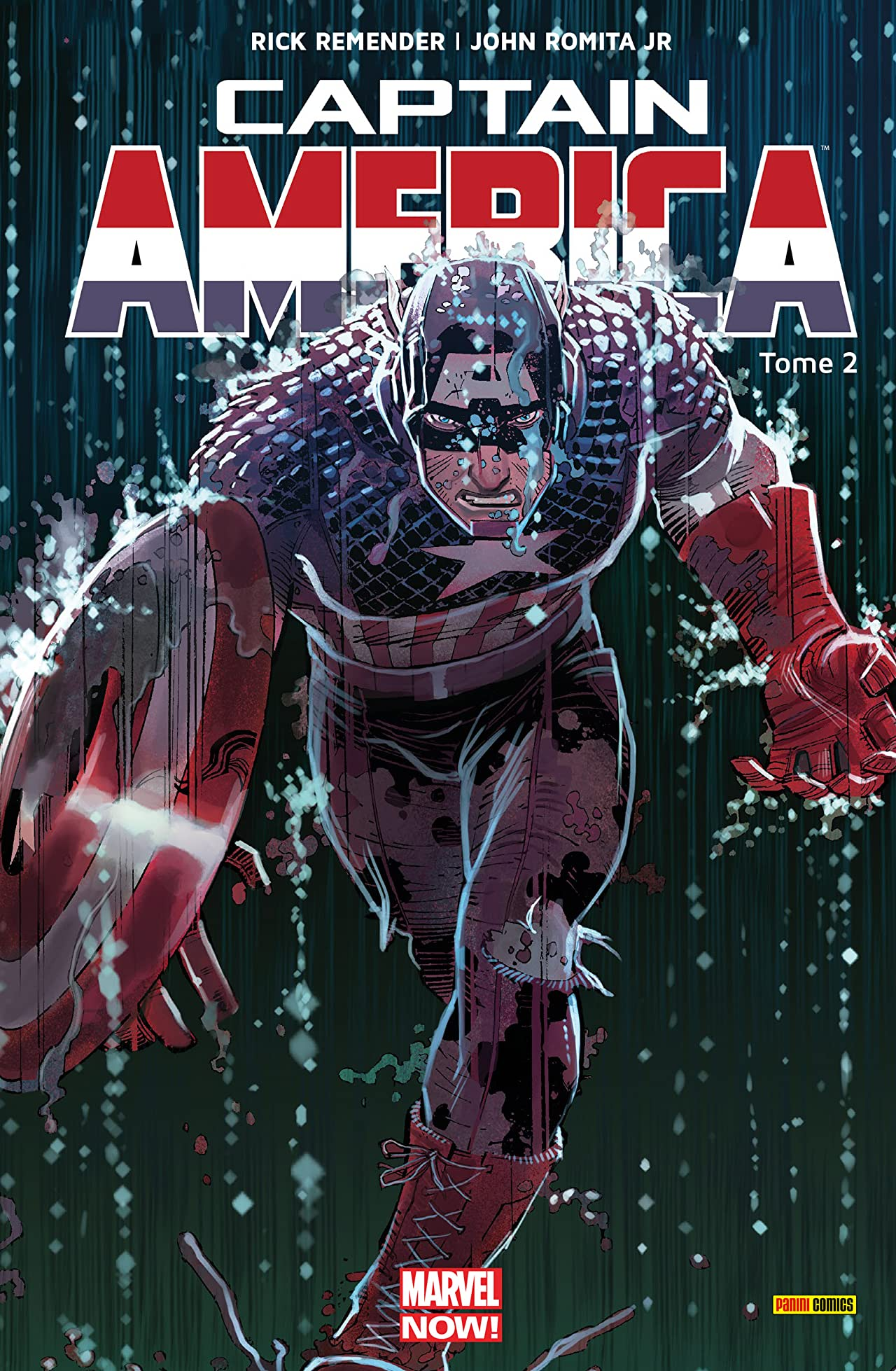 Captain America: Marvel Now! Vol. 2: Perdu Dans La Dimension Z (II)