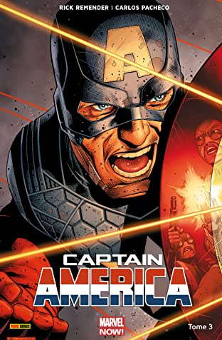 Captain America: Marvel Now! Vol. 3: Nuke Se Déchîne