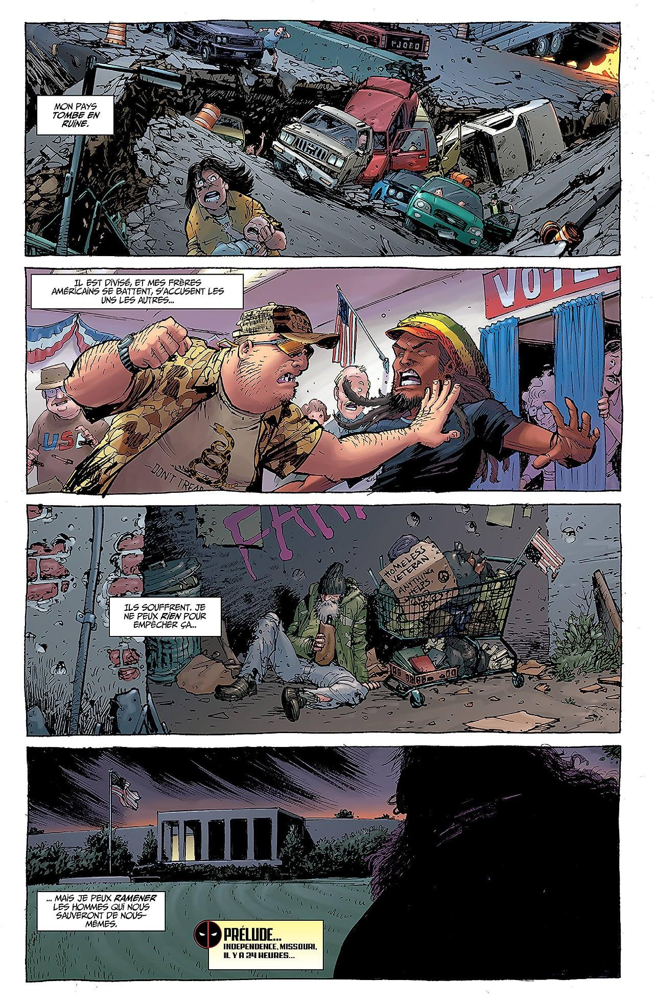 Deadpool: Marvel Now! Vol. 1: Deadpool Président!