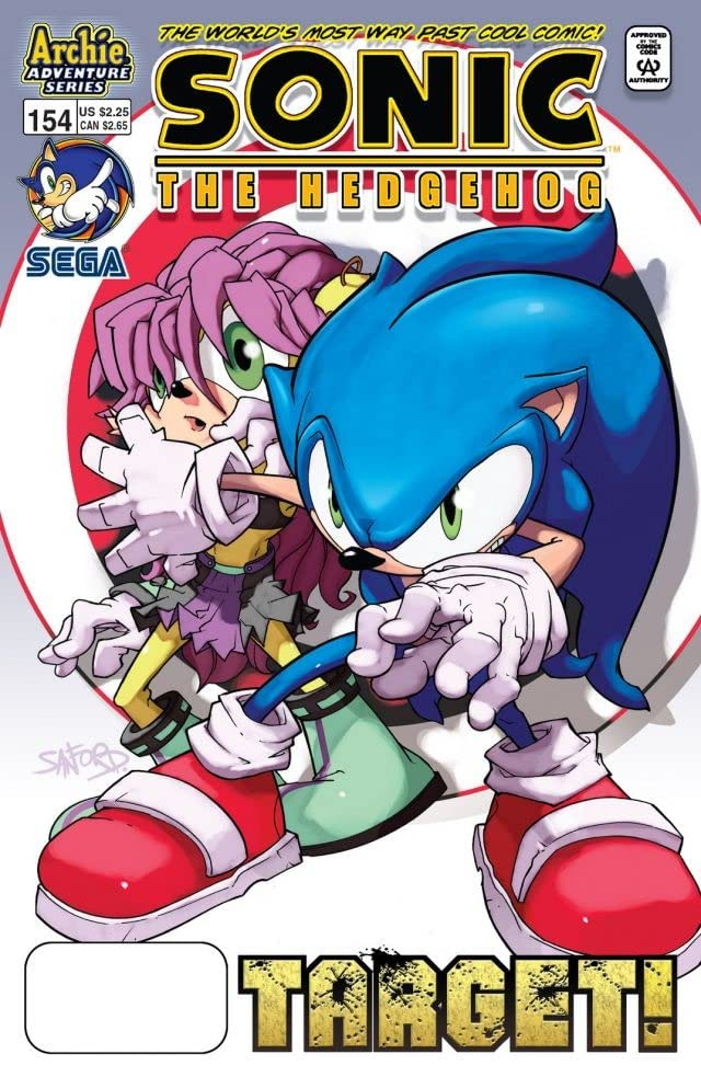 Sonic the Hedgehog #154