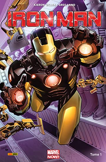 Iron Man: Marvel Now! Vol. 1: Croire