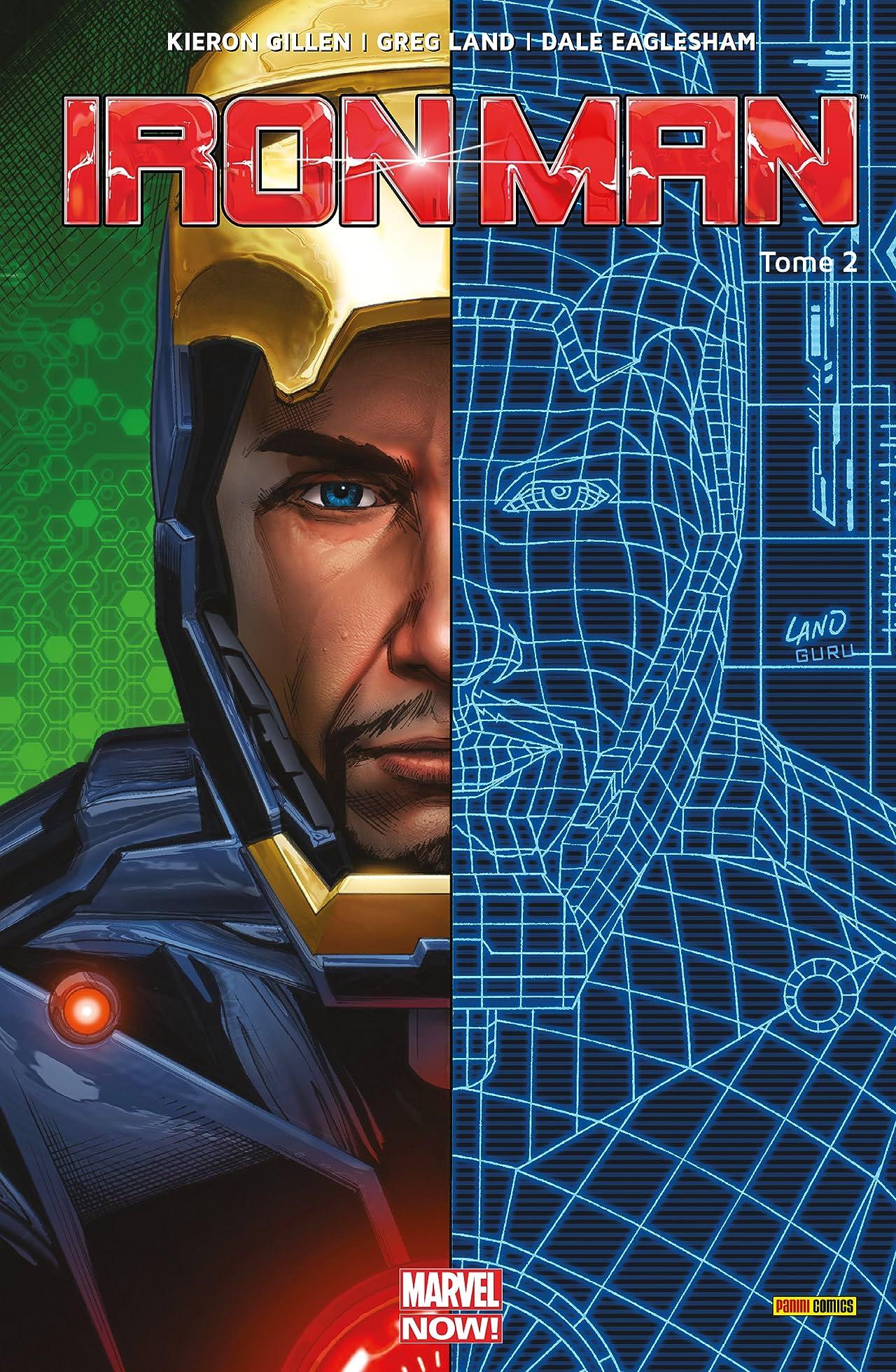 Iron Man: Marvel Now! Vol. 2: Déicide