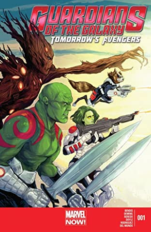Guardians of the Galaxy: Tomorrow's Avengers No.1