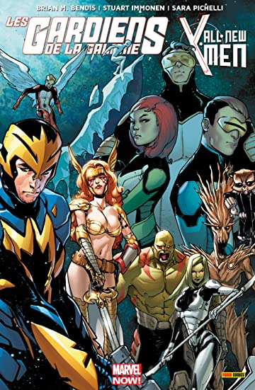 Les Gardiens De La Galaxie / All-New X-Men: Le Procès De Jean Grey
