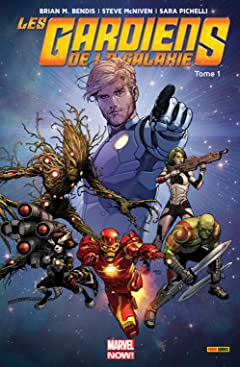 Les Gardiens De La Galaxie: Marvel Now! Vol. 1: Cosmic Avengers