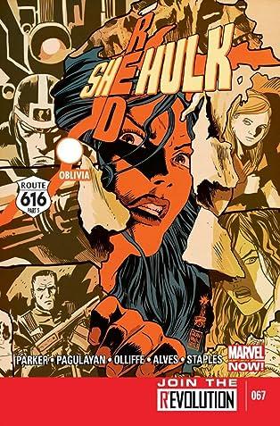 Red She-Hulk (2012-2013) #67