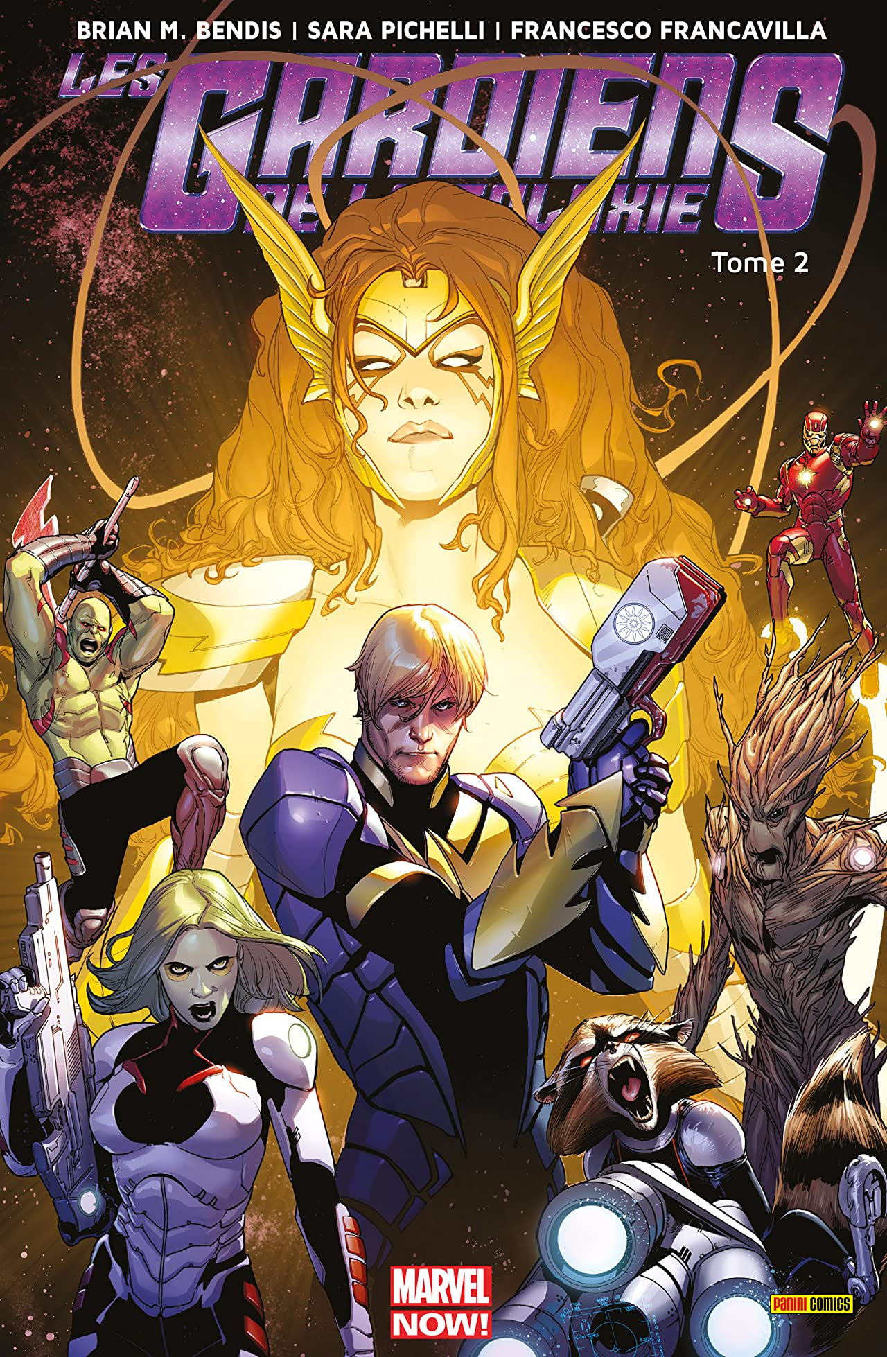 Les Gardiens De La Galaxie: Marvel Now! Vol. 2: Angela