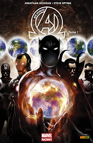 New Avengers: Marvel Now! Vol. 1: Tout Meurt
